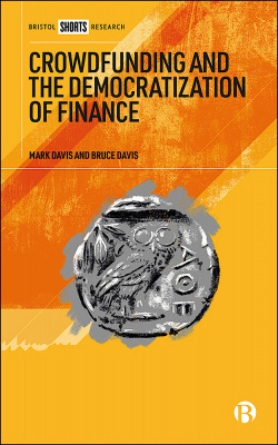 Crowdfunding and the Democratization of Finance cover
