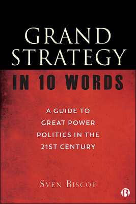 Grand Strategy in 10 Words cover.