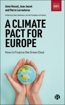 A climate pact for Europe cover.