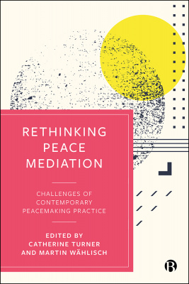 Rethinking Peace Mediation cover