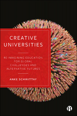Creative Universities cover.