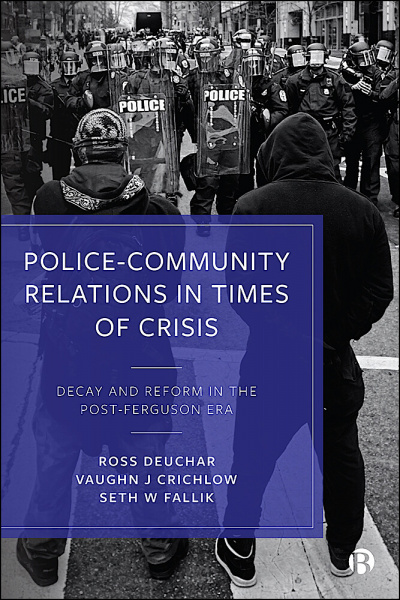 Police–Community Relations in Times of Crisis cover
