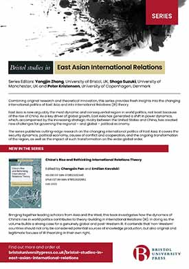 Bristol Studies In East Asian International Relations Thumbnail