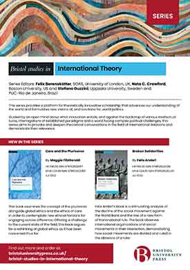 Bristol Studies in International Theory Thumbnail