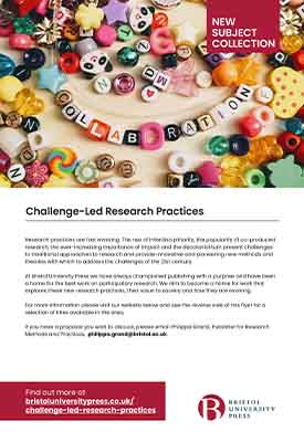 Challenge-Led research practices flyer