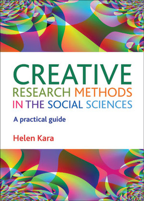 Creative research methods in the social sciences cover