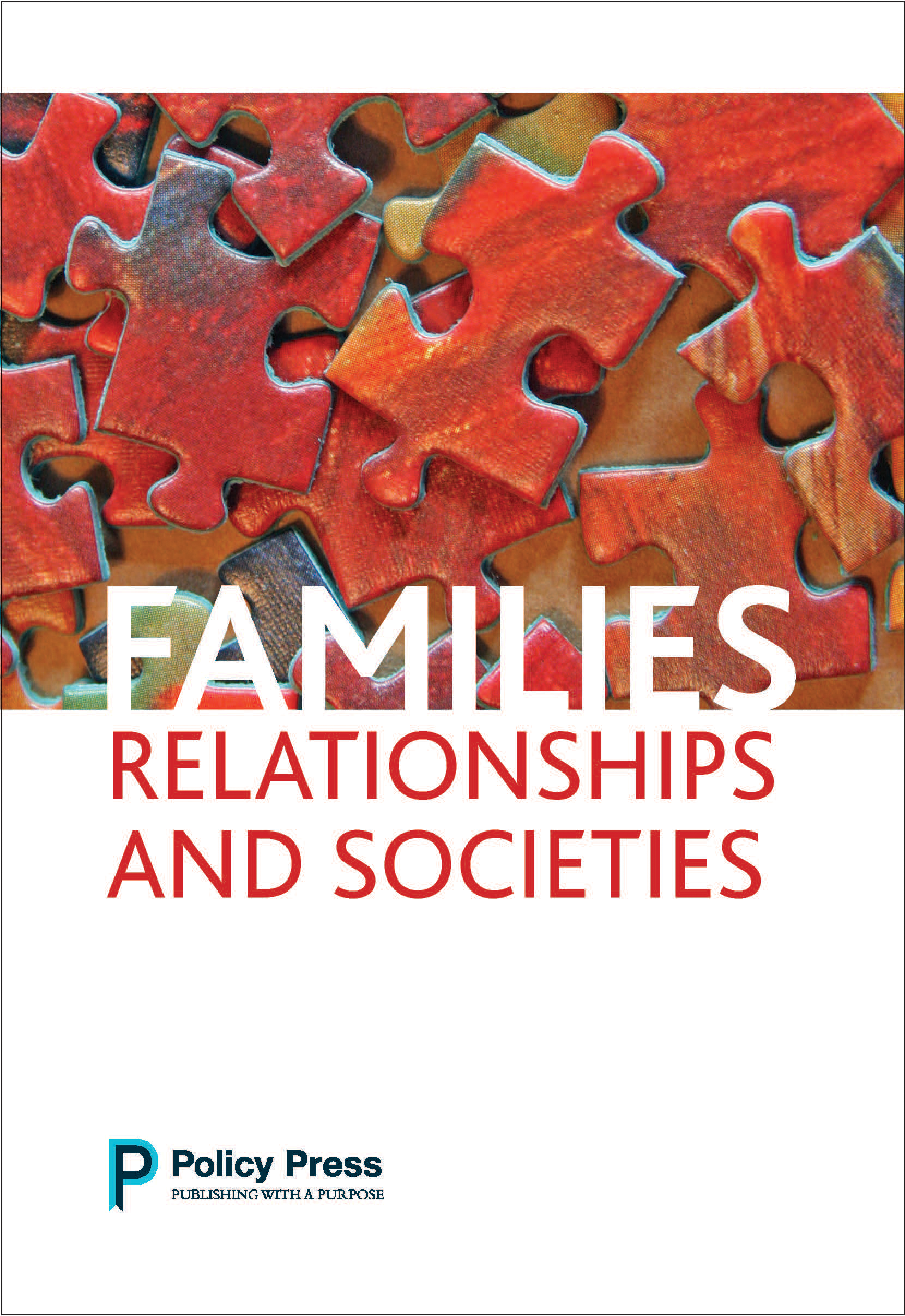 Families relationships and societies cover