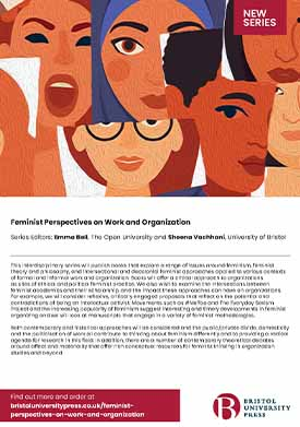 Feminist perspectives on work and organization flyer