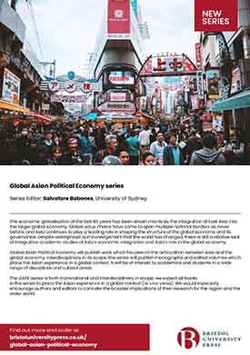 Global asian political economy flyer