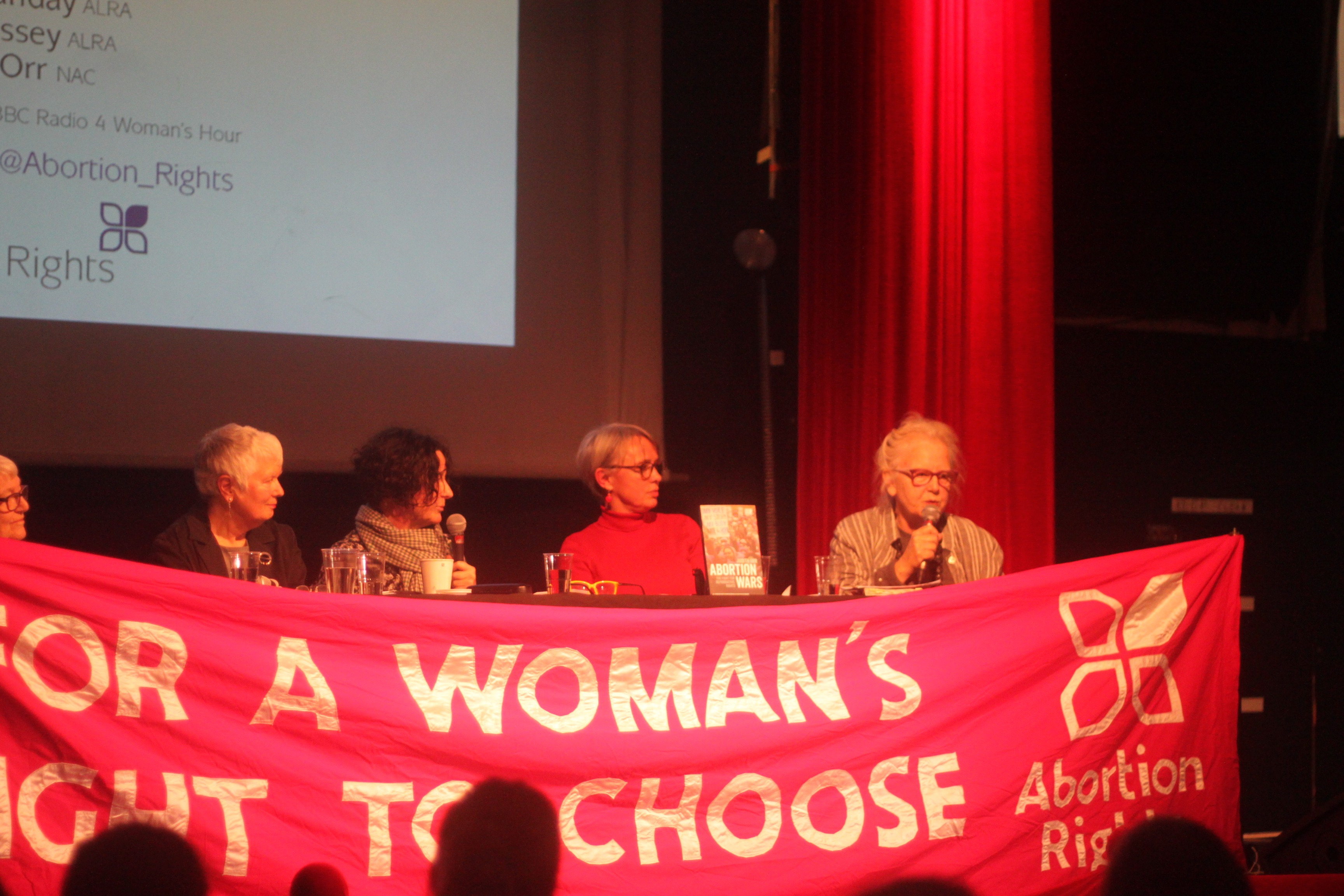 Beyond the Backstreet – Fighting for Abortion Rights 50 Years on