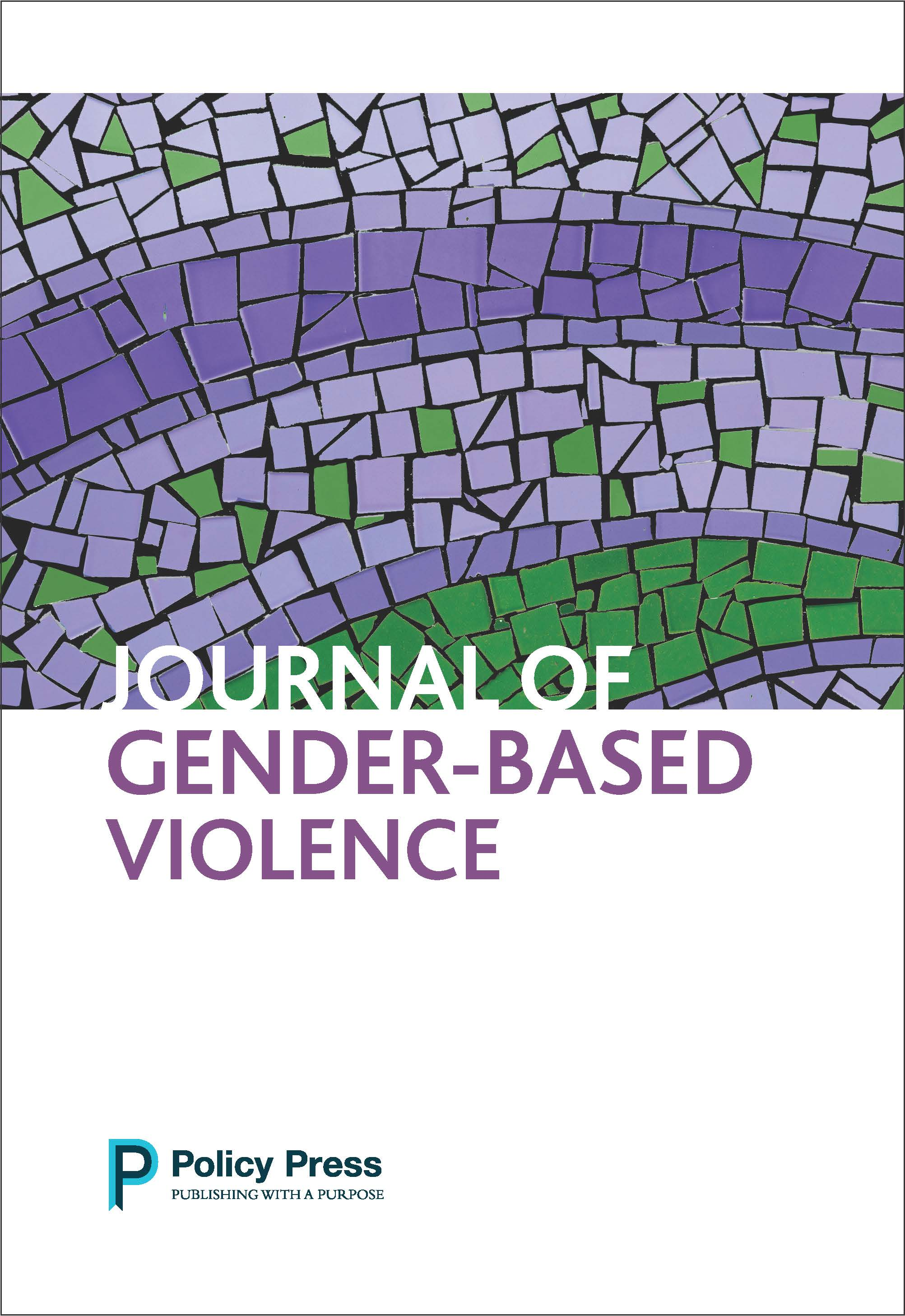 Journal of Gender-Based Violence cover