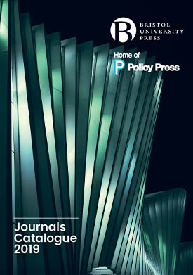 Journals Catalogue 2019 cover