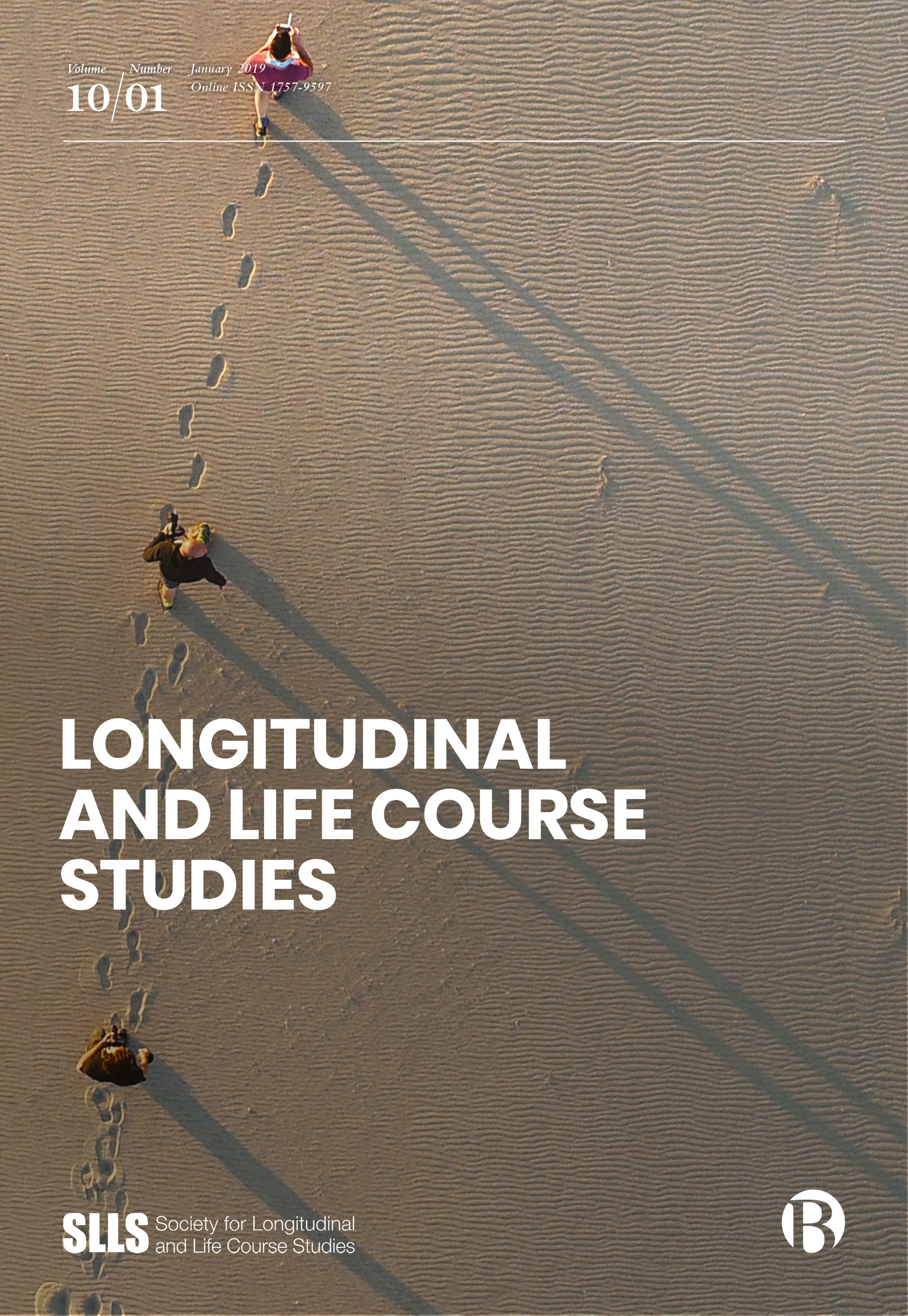 Longitudinal and Life Course Studies cover