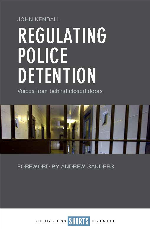 Launch of Regulating Police Detention: Voices from behind closed doors