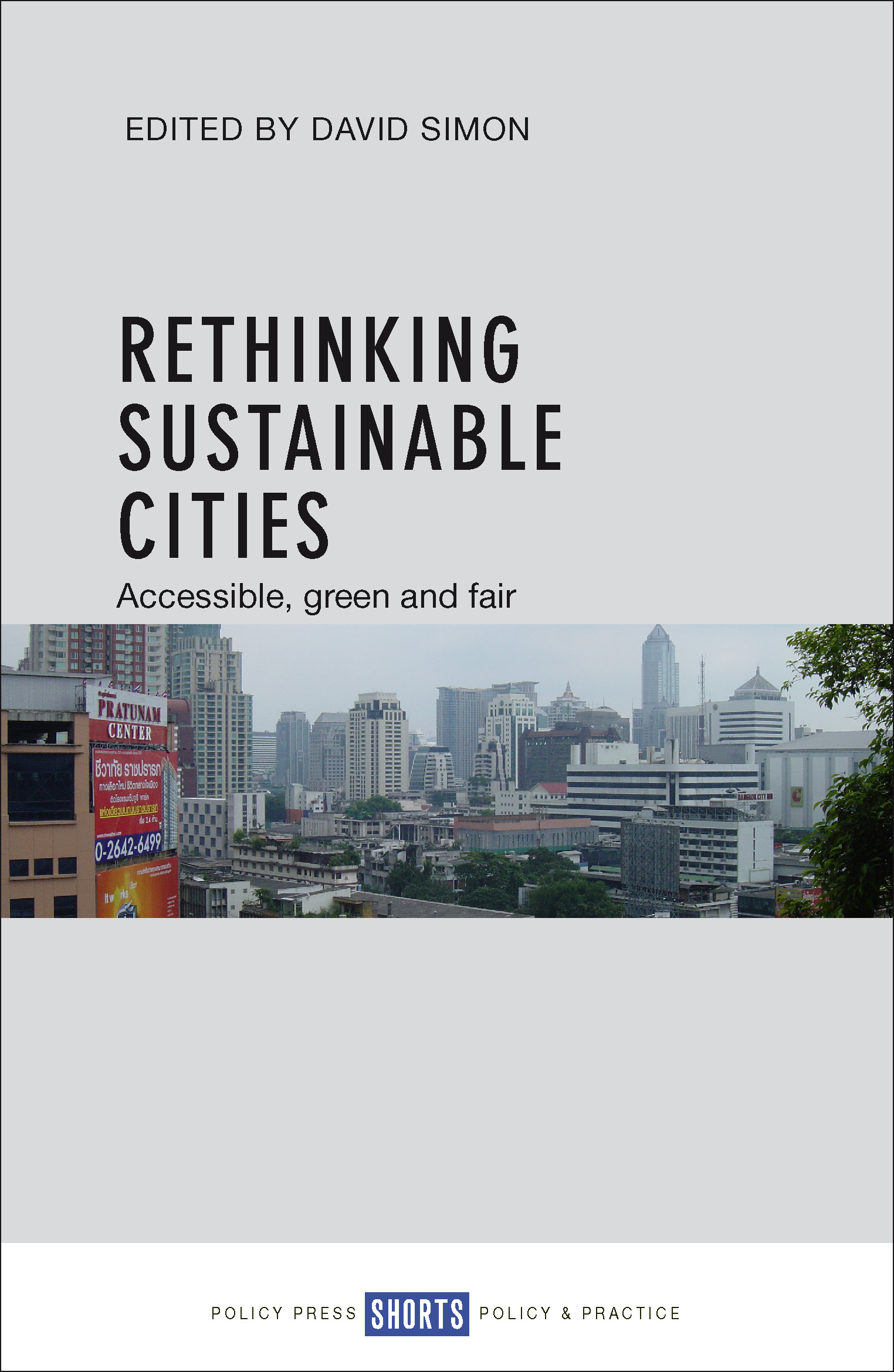 Rethinking sustainable cities launches at UN HABITAT III