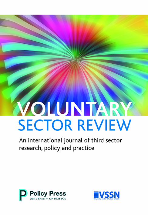 Voluntary Sector Review FREE to read throughout #volunteersweek