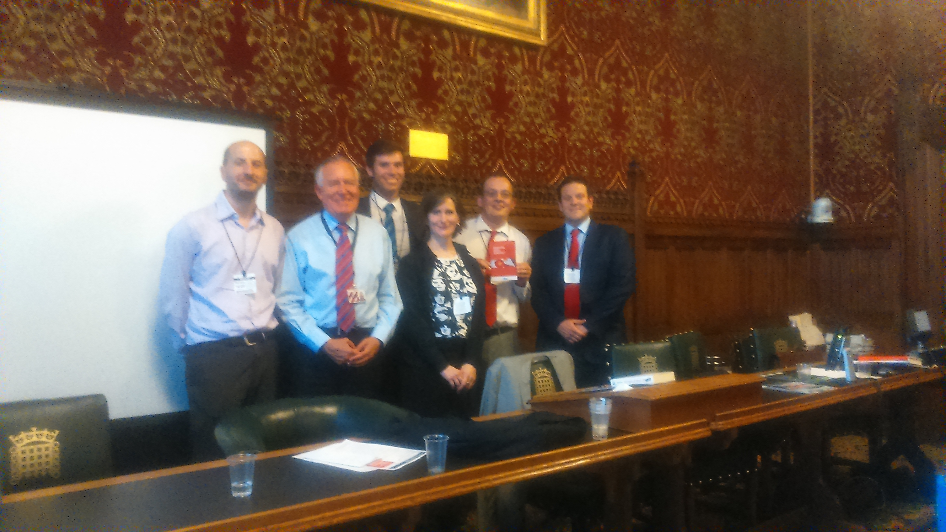 House of Commons launch of Rebuilding social democracy