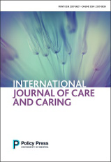 Care and caring: challenge, crisis or opportunity?