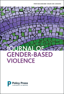 Introducing the new Journal of Gender-Based Violence