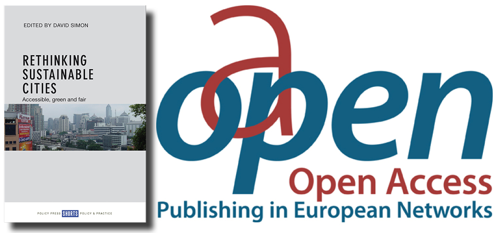 First Gold Open Access Policy Press book is now available