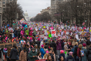 Are the Sister Marches reclaiming feminism? Reflections on International Women's Day